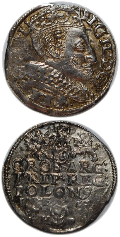 Trojak bydgoski 1596